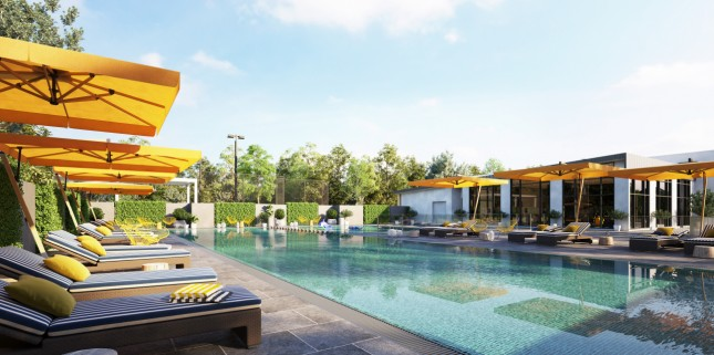 Goldfields Group, Bridgefield Residents Club pool