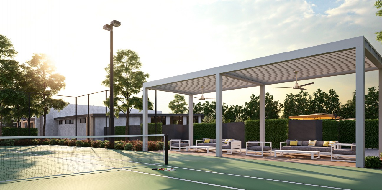 Goldfields Group, Bridgefield tennis court