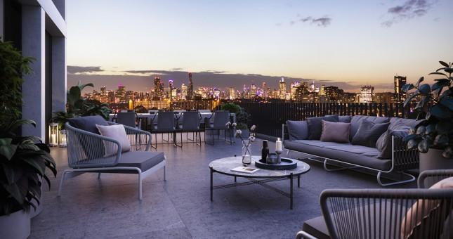 525 Terrace Render