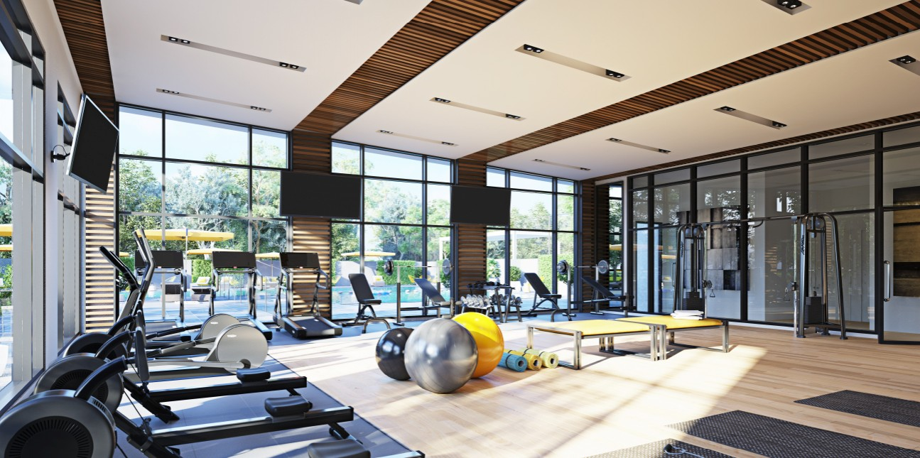 Goldfields Group, Bridgefield Residents Club private gym